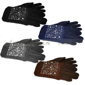 Женские перчатки LUXE
